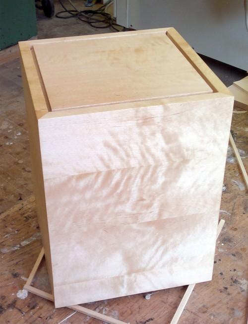 Loimukoivu laatikko