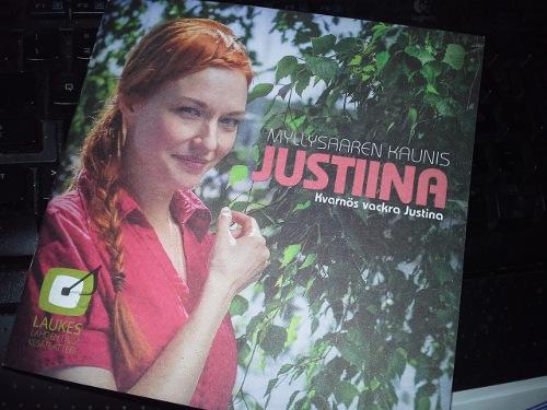 Myllysaaren Kaunis Justiina